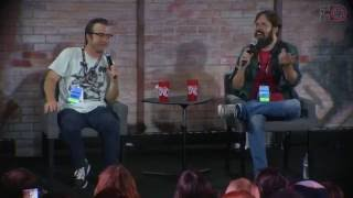 Nerd HQ 2016: A Conversation with the Cast of Drunk History