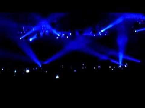 Tiesto Sydney 2008 Opening Scene