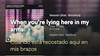 Gambar cover Dzeko vs. Riggi & Piros - Heaven (feat. Veronica) (Sub-Español) (Subtitulado)