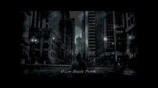 "//#348// ►"" Dark Streets ♫"" - Deep Underground Rap Instrumental /Hip Hop Beat 2015"