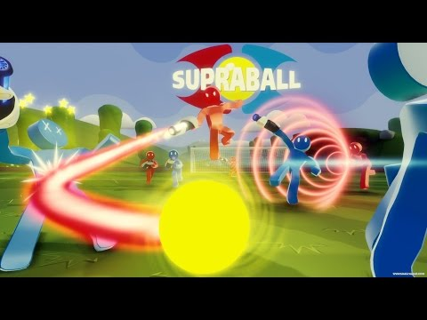 BEST BALL GAME EVER?! - SUPRABALL