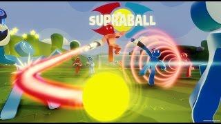 BEST BALL GAME EVER?! - SUPRABALL