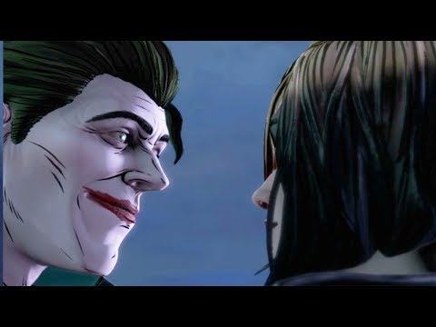 John Doe becomes The Joker - Batman Telltale