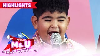 Yorme delivers a poem for Vice Ganda | It's Showtime Mini Miss U