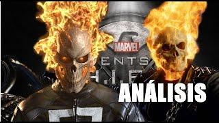 ¿Es Ghost Rider el personaje más fuerte del UCM?- Análisis a Robbie Reyes y Johnny Blaze