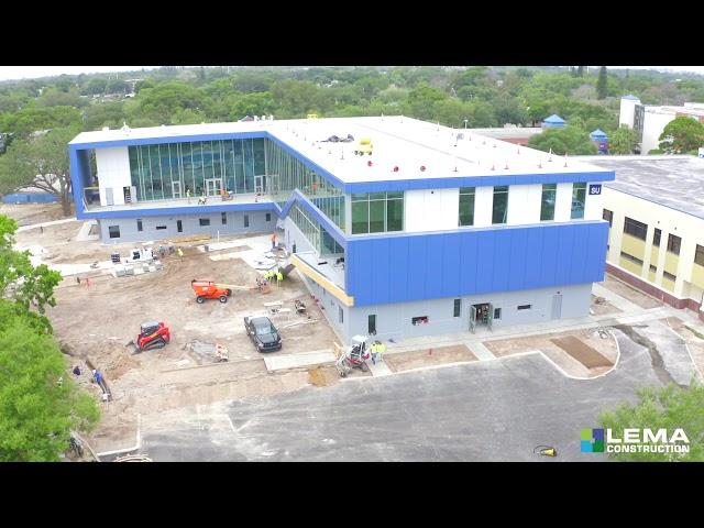 SPC Gibbs Campus | Student Success Center | August 2020 | TimeLapse