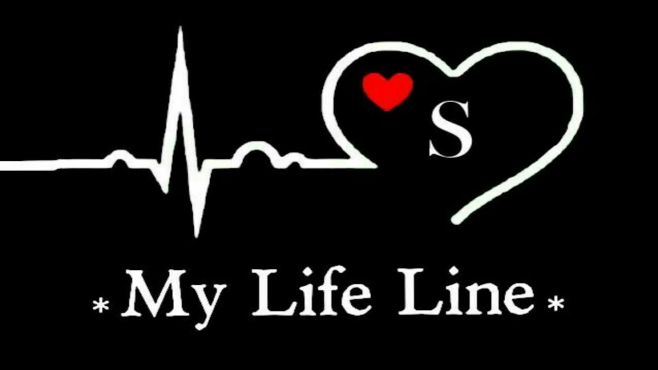 My Life Line S S Name Dpz S Letter Dp For Whatsapp S Alphabet Dp For Girls Boys S Dp Piv Photos Youtube