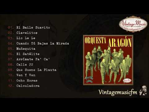 Orquesta Aragón. Colección Perlas Cubanas #28 (Full Album/Álbum Completo)