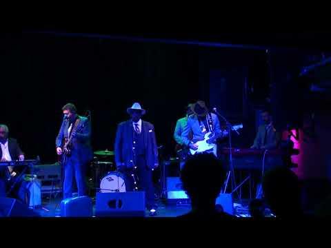 Donald Ray Johnson & Gas Blues Band au Connexion Toulouse