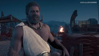 Assassin's Creed Odyssey - Funny Moments ( Hilarious Compilation )