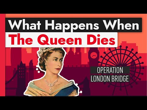 The Ace & TJ Show - Here's What Will Happen When the Queen Dies