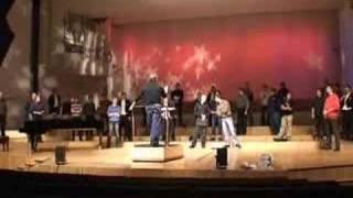 YL Male Voice Choir rehearsals 1