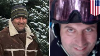 Lost man found 6 days later in Sacramento after going missing while skiing in New York - TomoNews