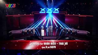 Vietnam's Got Talent 2016 - BÁN KẾT 6 - NÚT VÀNG GK TRẤN THÀNH - Xuân Hiếu, Thái Vũ