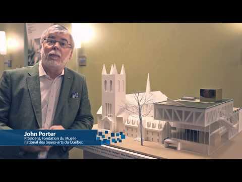 Témoignage de M. John Porter, Fondation du Musée national des beaux-arts du Québec