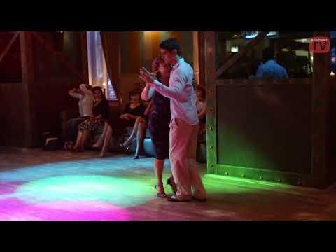 Elena Zhukova - Birthday Dance Tango 2013
