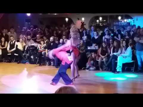 12th one dance competition pro pro salsa 5/11/17