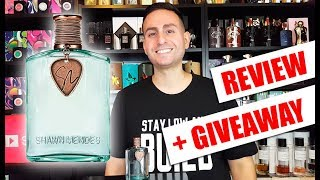 Shawn Mendes Fragrance / Cologne Review + Giveaway!