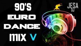 EURODANCE 90's MIX 5. Changa de los 90. Flashback Dance