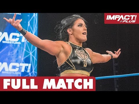 tessa-blanchard's-in-ring-debut-vs-kiera-hogan:-full-match-|-impact-wrestling-full-matches
