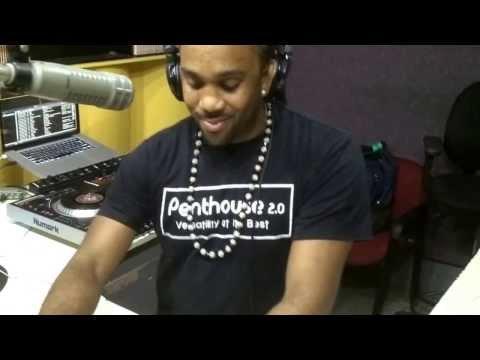 Penthouse 2.0 - Zeek & DJ Dex on HOTT 95.3FM Barbados [Scorching Vybz Radio Show Premiere]