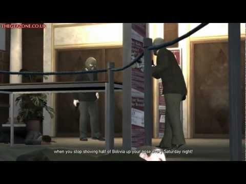 Grand Theft Auto IV - Mission #51 - Three Leaf Clover