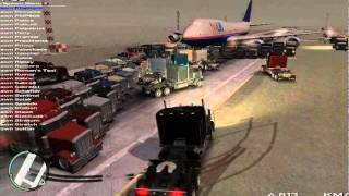 GTA IV- Trying to stop the plane