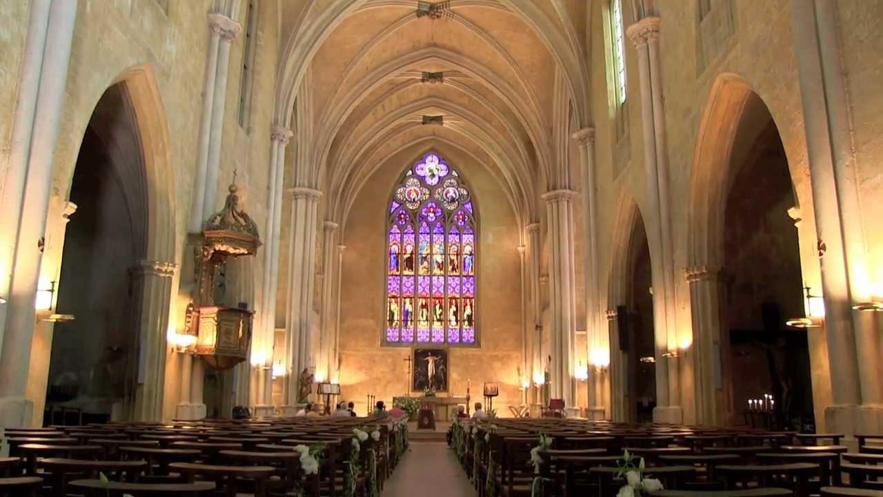 Eglise saint jean de malte aix en provence youtube for Ste armurerie salon de provence