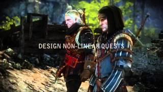 Ведьмак 2 — трейлер игрового редактора
