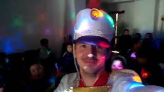 Трешовый Дед Мороз Улан-Удэ! С новым годом! #2