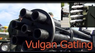M61 vulcan gatling gun -Big Guns and Big machines.(, 2015-02-23T14:57:28.000Z)