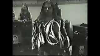 Iron Maiden - Backstage 1986, Sweden