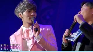 150124 Lotteworld Happy concert - Crazy(Guilty Pleasure) + Talk + Deja-Boo [JONGHYUN]