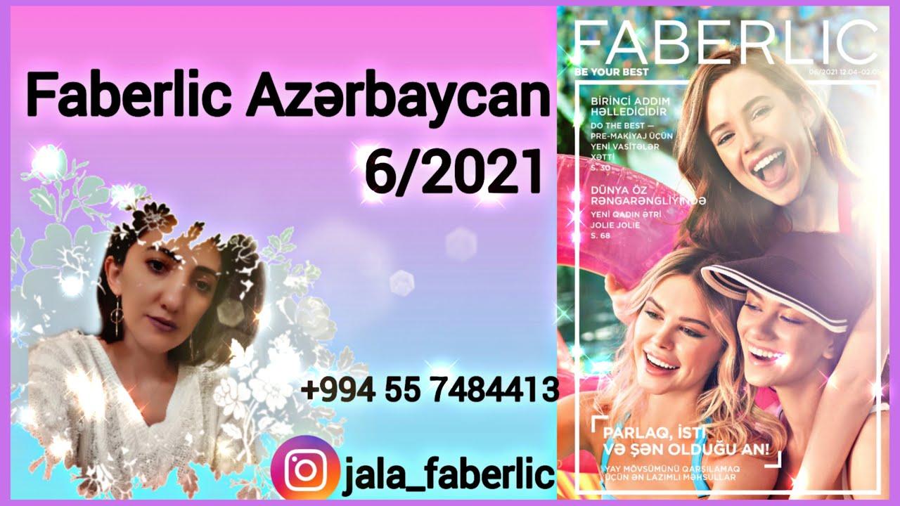 FABERLİC AZƏRBAYCAN KATALOQ 6 / 2021
