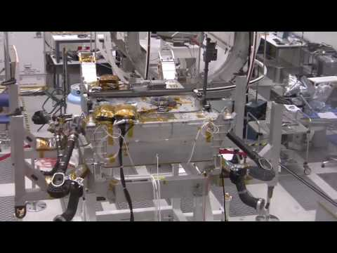 Clean Room at Jet Propulsion Laboratory