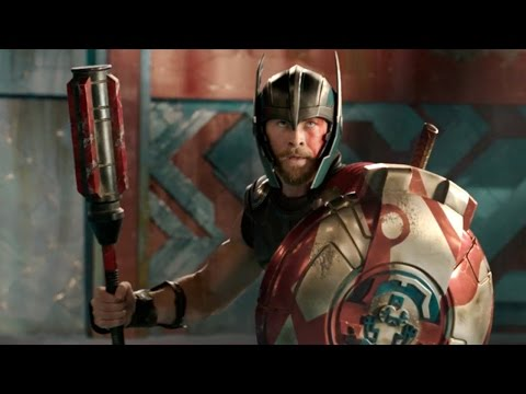 Thor Faces Off with the Hulk & Shows Off Short Hair in First Thor: Ragnarok Teaser Trailer