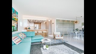 Suite 1806 @ the Viceroy   1502sf   Stunning Views and Renovation