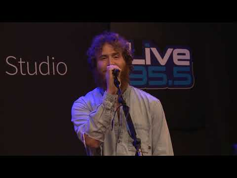 Mike Posner - How It's Supposed To Be (LIVE 95.5)