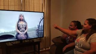 Nicki Minaj - No Frauds Music Video | Reaction