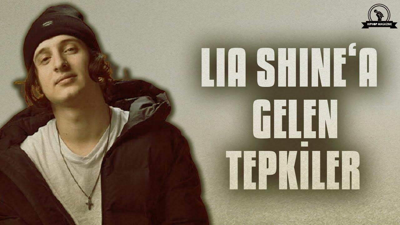 Lia Shine'a Gelen Tepkiler
