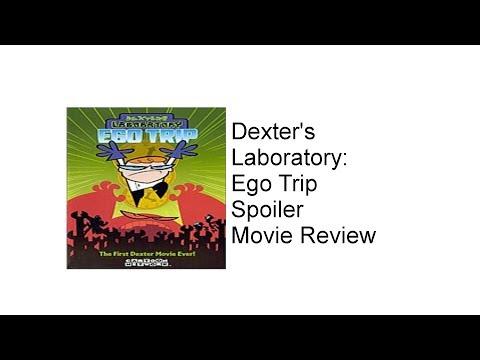 dexters lab movie ego trip