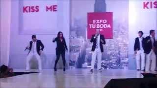 High Life en Expo Tu Boda WTC Mexico 2015 Parte 1 -  Salsa, Cumbia y  Batucada