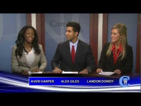 Carolina Week - December 5, 2012