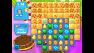 Candy Crush Soda Saga Level 130 NEW (40 Moves)