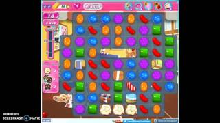 Candy Crush Level 1569 w/audio tips, hints, tricks