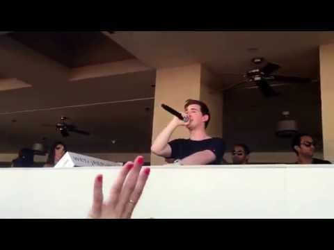 Hardwell at Wet Republic ultra pool