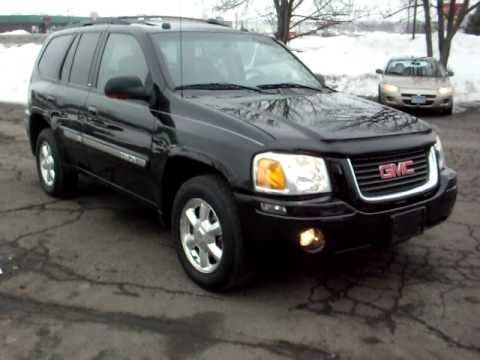 2008 gmc envoy denali start up exhaust and in depth tour. Black Bedroom Furniture Sets. Home Design Ideas