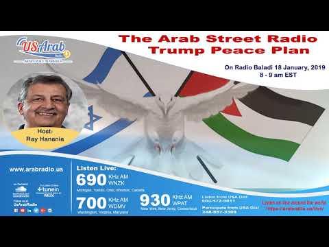 The Arab Street Radio Trump Peace Plan