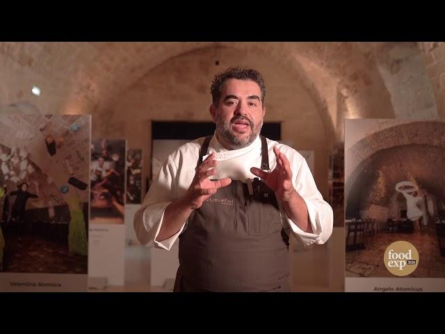 """Memorabili - Ristorante """"Metamorfosi"""" *Michelin Roma con lo Chef Roy Caceres"""