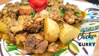 Guyanese Chicken Curry || Collaboration with Trini Indian Kitchen- Episode 61